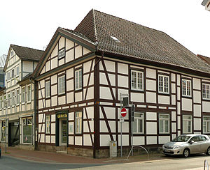 Burgdorf, Hanover - Synagogue of Burgdorf