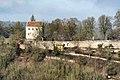Burgweg Panorama vom Mühlacker Rothenburg ob der Tauber 20180216 019.jpg