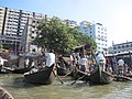 Buriganga at the port Sadarghat 03.jpg