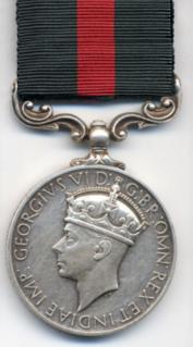 Burma Gallantry Medal