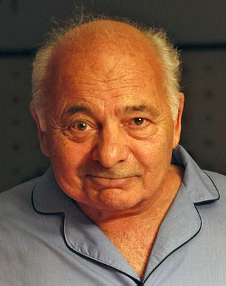 Burt Young - Burt Young on the set of Tom in America in New York on October 23, 2012