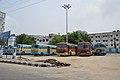 Bus Terminus - AQ Block Sector V - Salt Lake City - Kolkata 2017-06-21 2861.JPG