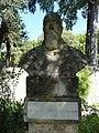 Bust de Guillaume Pellicier al Jardí Botànic de Montpeller.JPG