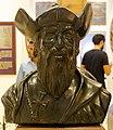 Bust of Vasco Da Gama at Visakha Museum.jpg