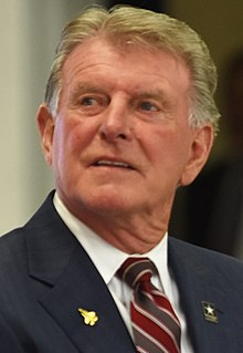 Butch Otter 32nd Governor of Idaho