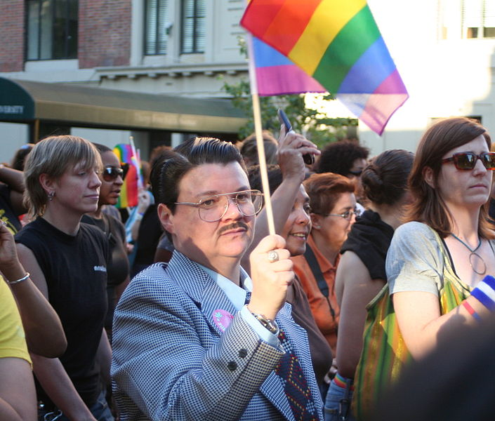 File:Butch at Gay Pride Parade.jpg