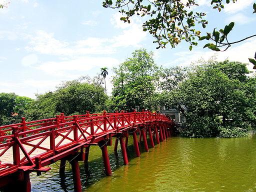 Cầu Thê Húc (Hà Nội)