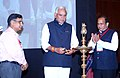 C.R. Chaudhary lighting the lamp to inaugurate the Start-up India States' Conference, organised by the Department of Industrial Policy and Promotion, in New Delhi.jpg