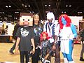 C2E2 (Day 3) 2014, a family of cosplayers.jpg