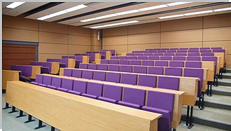 Caritas Bianchi College of Careers - Image: CBCC Lecture Theatre 1
