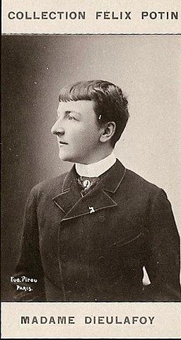 Madame Dieulafoy
