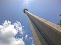CN Tower -throughglass (36349569311).jpg