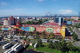 Colón District, Panama District in Colón Province, Panama