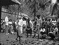 COLLECTIE TROPENMUSEUM Feestelijkheden op een rubberonderneming Oost-Sumatra. TMnr 60005412.jpg