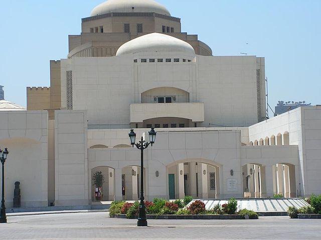 Opernhaus Kairo