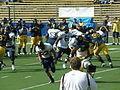 Cal football spring practice 2010-04-17 1.JPG