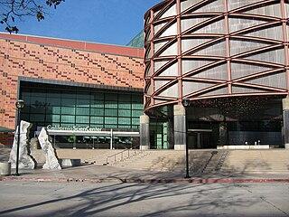 Science museum in Los Angeles, California