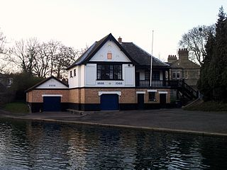 Peterhouse Boat Club