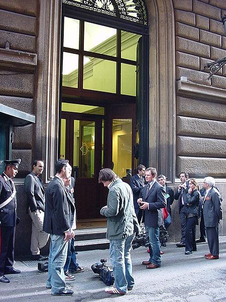 File camera dei deputati con wikimedia for Deputati camera numero