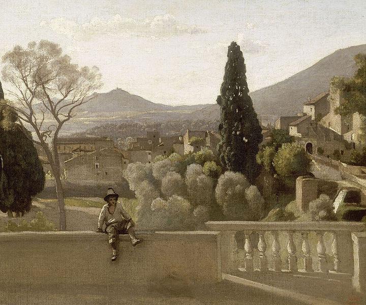 Allfanarts v2 0 voir le sujet culture le r alisme for Jardin de la villa