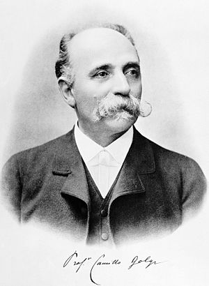 Neuroscientist - Camillo Golgi (1843-1926), Italian physician, neuroscientist, and namesake of the Golgi apparatus