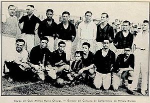Club Atlético Nueva Chicago - Nueva Chicago won its first official title in 1933, the Copa Competencia Jockey Club.