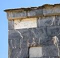 Campiglia marittima, pieve di san giovanni, esterno, iscrizione del sator.jpg