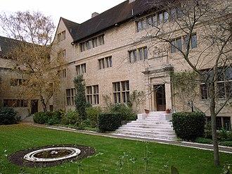 Campion Hall - Campion Hall
