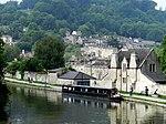 Canal à Bath.JPG