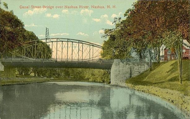 Canal Street Bridge, Nashua, NH