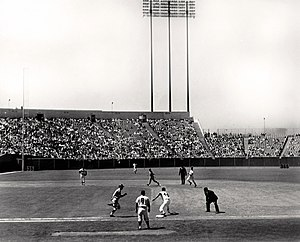 1965 San Francisco Giants season - The Giants play at Candlestick Park, 1965.