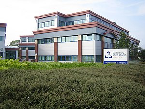 Canterbury Christ Church University - Broadstairs Campus
