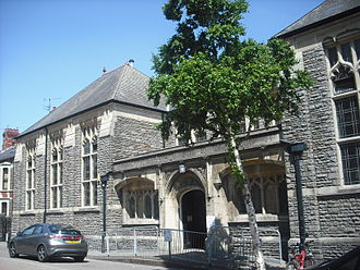 Canton, Cardiff - Canton Library