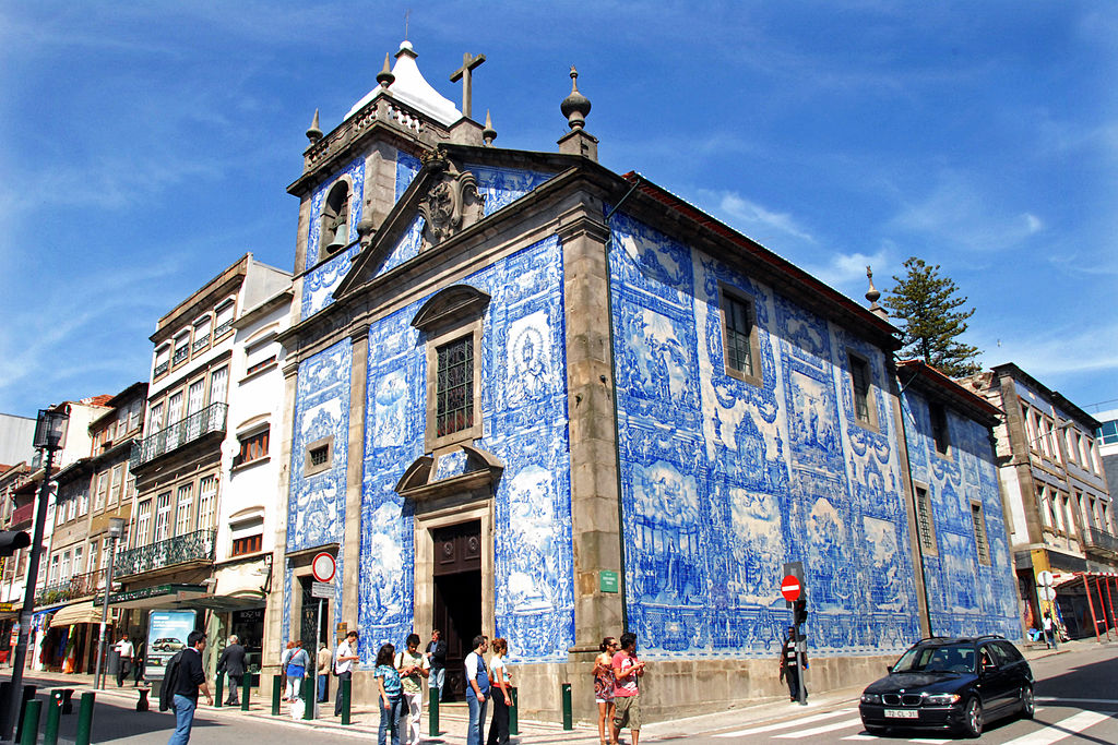Capela de Santa Catarina à Porto - Photo de António Amen