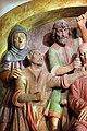 Cappella della casa di caifa, gesù oltraggiato, attr. a benedetto buglioni ed agnolo di polo, 03.jpg