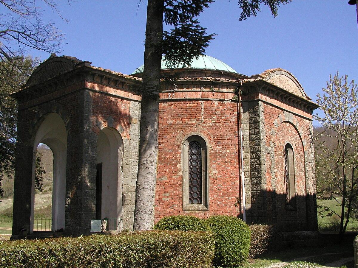 Cappella di sant 39 ottaviano wikipedia for Piani di fattoria tedesca