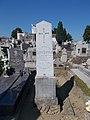 Captain István Edvy †1907 grave, 2020 Pápa.jpg