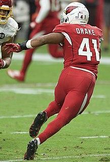 Kenyan Drake American football player