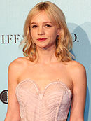 "Photo of Carey Mulligan in Sydney, Australia at the premiere of ""The Great Gatsby"" in 2013"