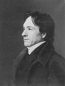 Porträt von Carl Christian Vogel von Vogelstein, 1823 (Quelle: Wikimedia)