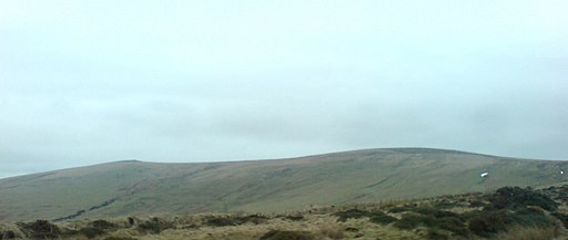 Carnau Lladron in the Preseli Hills - geograph.org.uk - 1732282