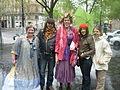 Carnaval des Femmes 2011 - Avant le départ du cortège.JPG