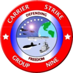 Carrier Strike Group 9 crest.png