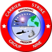 Carrier Strike Group 9 crest.png