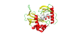 Cas6 crystal glycine-rich bucle.png