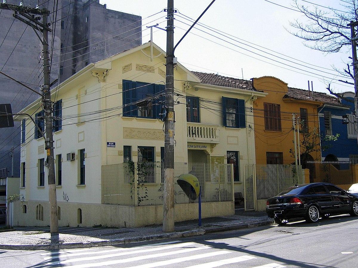 Casa Mário de Andrade – Wikipédia, a enciclopédia livre