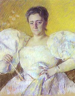 Louisine Havemeyer American art collector