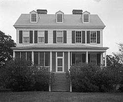 Cassina Point (House), County Road 1989 vicinity, Edisto Island (Charleston County, South Carolina).jpg