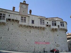 Pazin - Image: Castello di Montecuccoli di Pisino