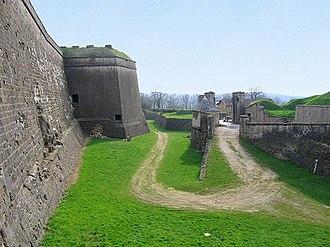 Montmédy - The citadel of Montmédy